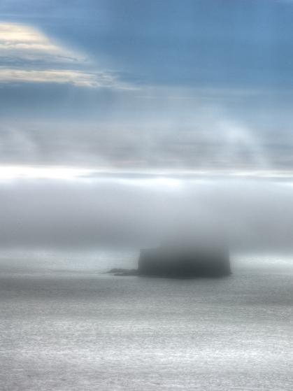 Maralee_Park_Day153_00004  Fog hanging over the ocean