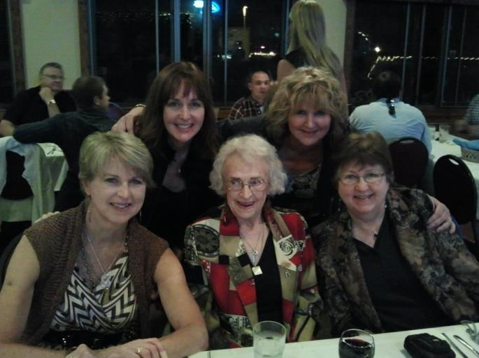 Mom and family 1