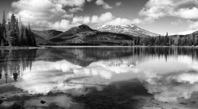Sparks Lake 2