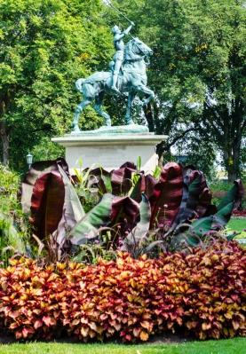 Joan of Arc Garden