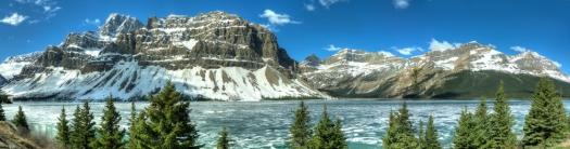 Columbia Icefields Overlook