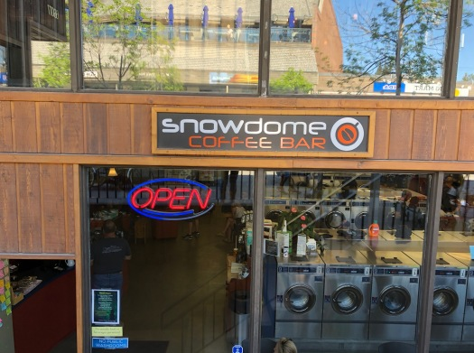 Snowdome Coffee Bar